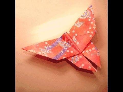 Photo of Wie man einen Origami-Schmetterling macht (HD)