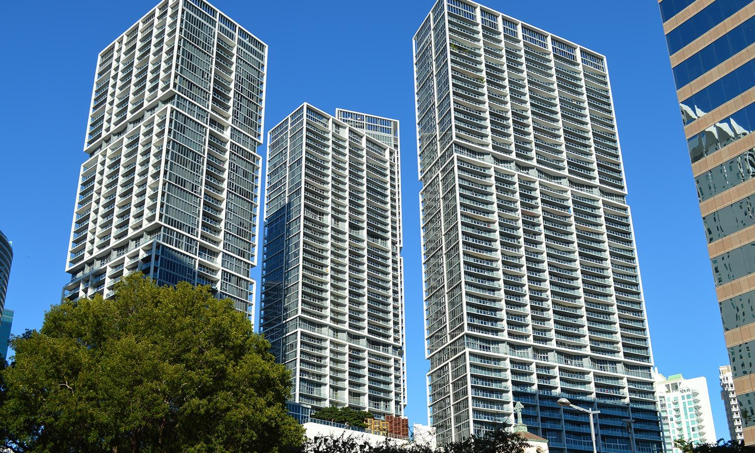 Living in Icon Brickell will make residents enter in a world