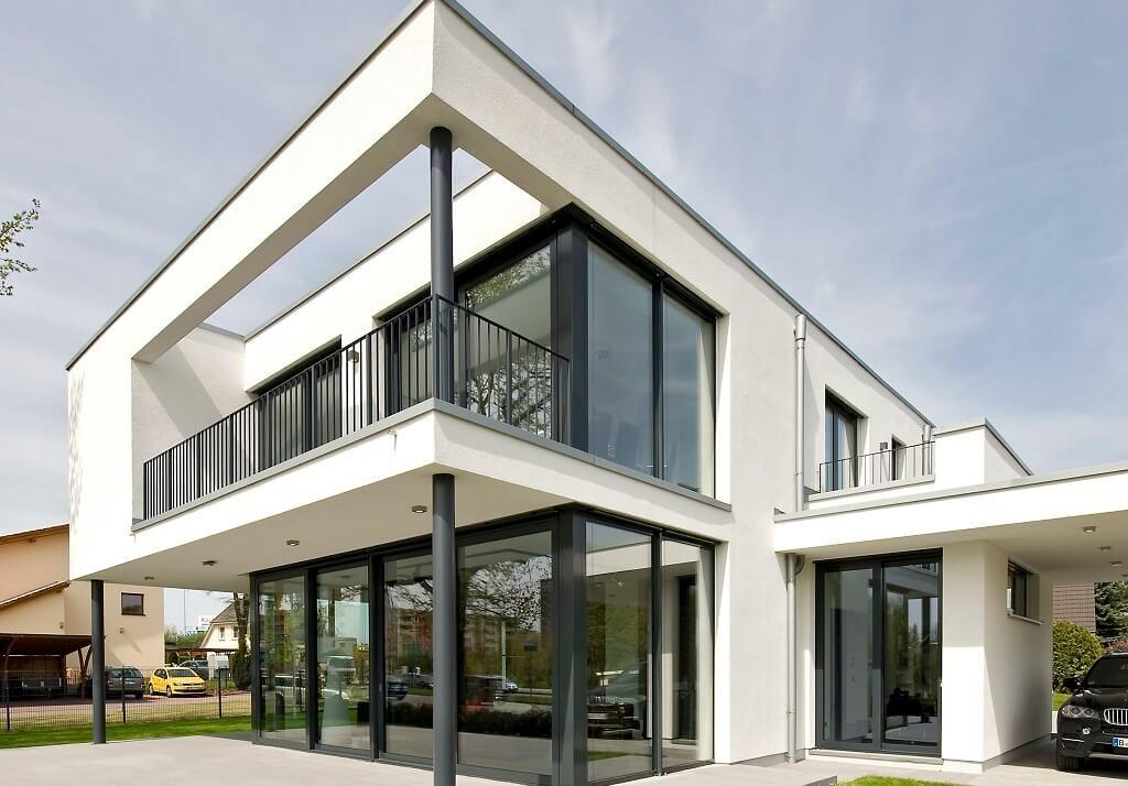 Fesselnd Haus Dessau STREIF Haus ➤ Fertighaus Mit Flachdach ✓ Bilder ✓ Grundrisse ✓