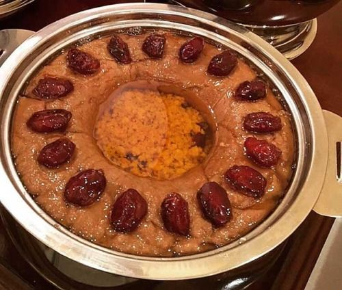 This Delicious Recipe Is The Best For The Long Winter Nights It Comes From The Southern Region Of Saudi Arabia Recipes Tasty Dishes Yummy Food