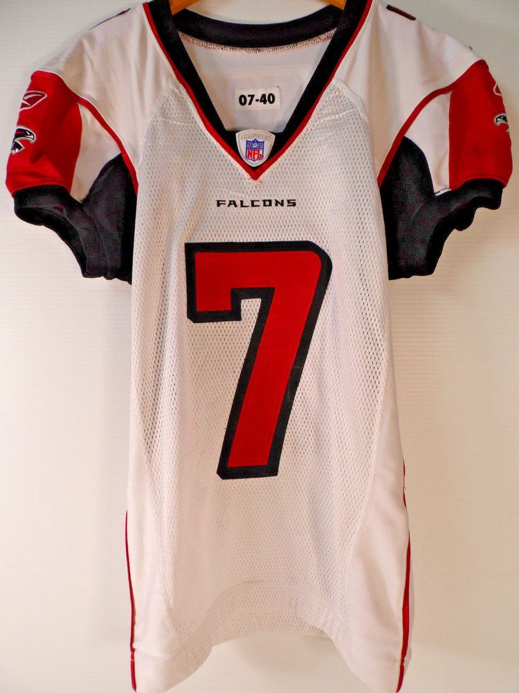 the best attitude bddfb da3ac michael vick falcons jersey for sale