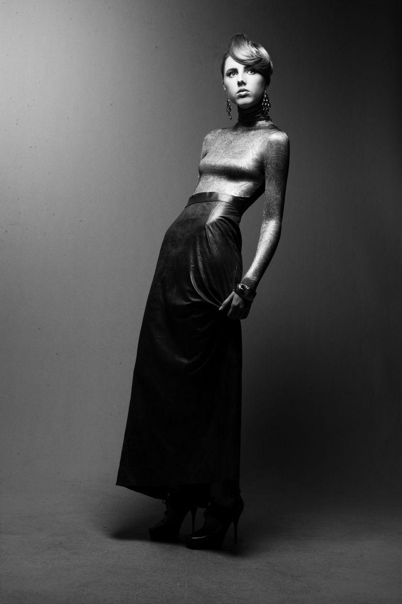 Maria at MANGO Models by Arkadiusz Jankowski for Eleventen