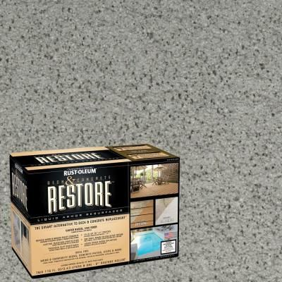 Beautiful Restoreproduct Resurface Concrete (leveling Tip), And Wood Decking
