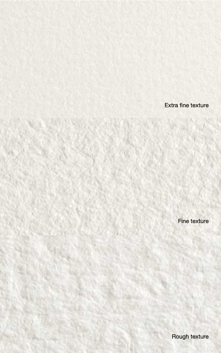 Complete Guide To Watercolor Paper Watercolor Paper Texture