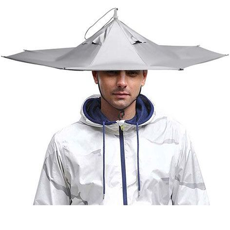 Insanely Weird Products On Amazon That People Actually Love Rain Cap Hats Headwear