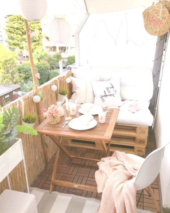 Balcony Decoration  Decorating Advice & Trends DIY Ideas | Pear Blog Balkon Balcony