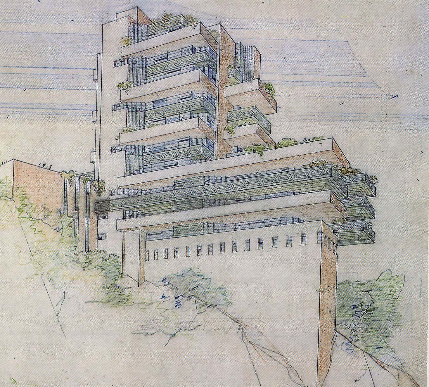 Frank lloyd wright drawings that you enjoyed this series on frank lloyd wright and the drawings