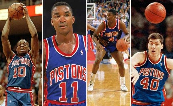 Detroit Pistons  The Bad Boys  7059c195a