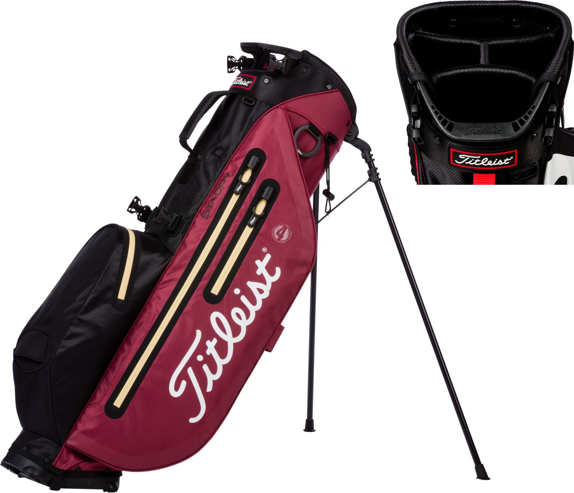 Leist 2019 Players 4 Stadry Stand Bag In Products