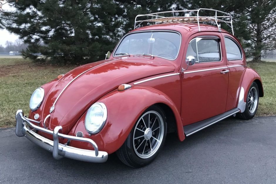 1964 Volkswagen Beetle Volkswagen, Classic cars online