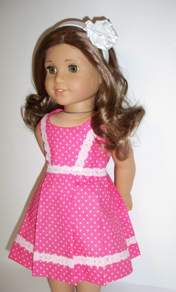 Hey, I found this really awesome Etsy listing at http://www.etsy.com/listing/96407256/pink-summer-dress-with-satin-hair-band