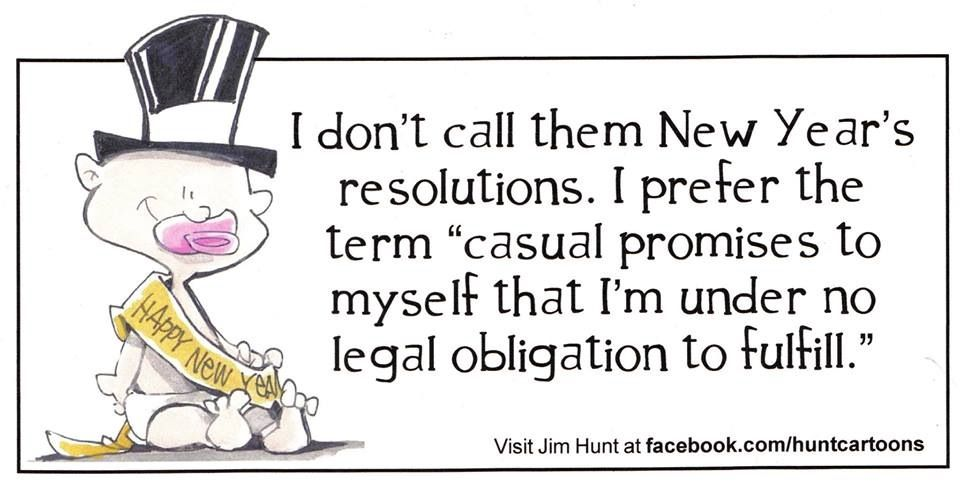 Pin by Car on Funny Funny new year, New years resolution