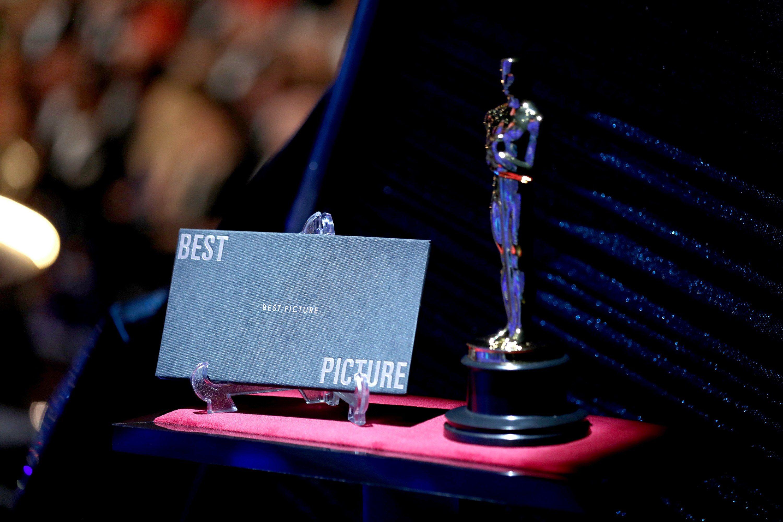 Oscars The Full List Of Winners