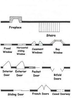 D33243efb34f38eae3cc165f64befb91 Jpg 236 321 Architecture Symbols Interior Design Student Floor Plan Design