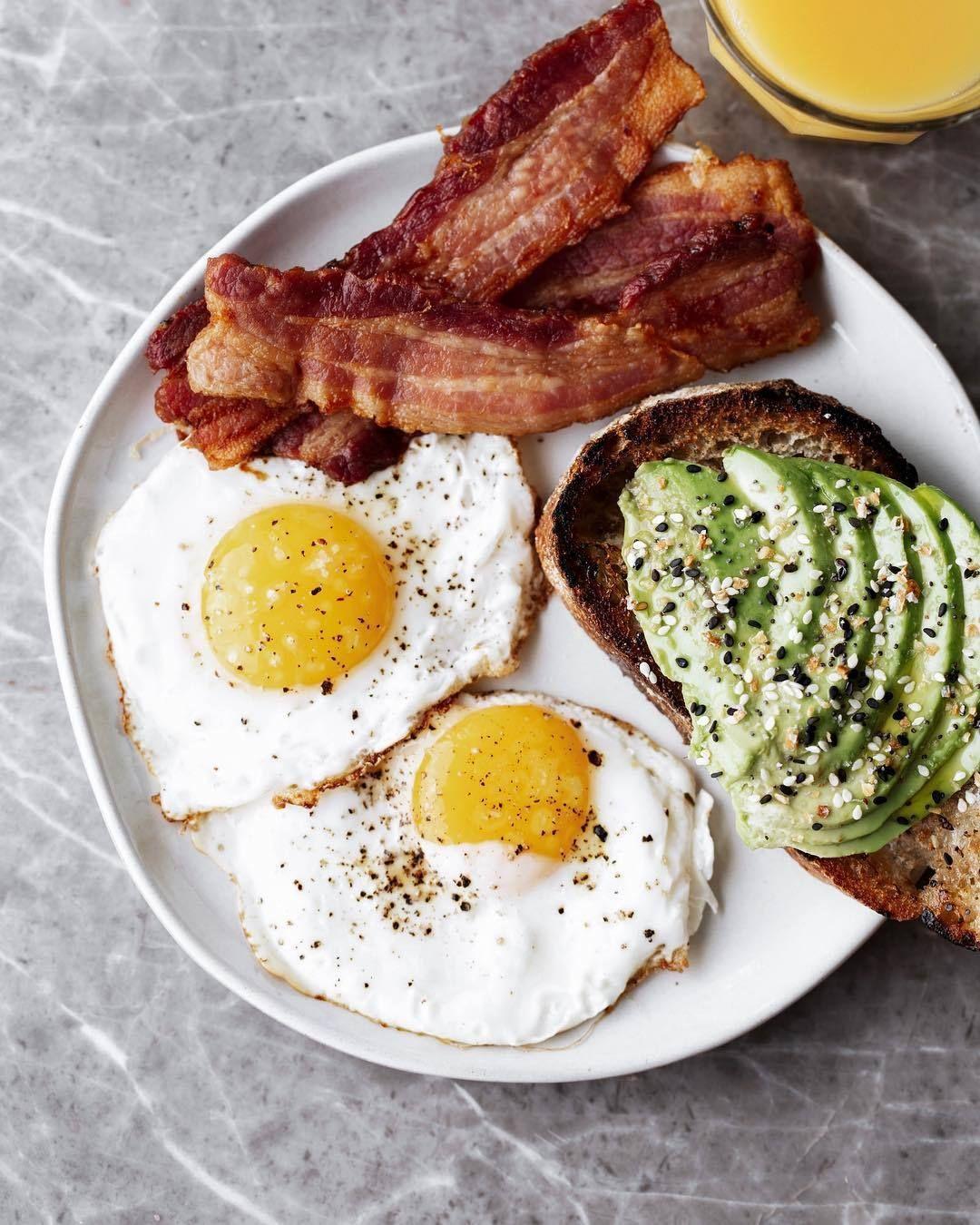 Ham And Avocado Scramble Recipe: Tomorrow May Rain So, I'll Follow The Sun