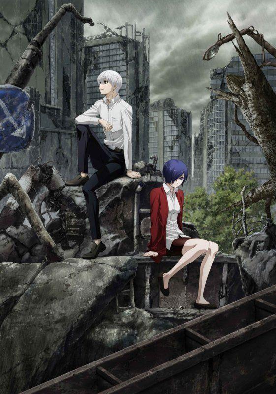 Tokyo Ghoul Re Saison 4 : tokyo, ghoul, saison, Turtles, For_Dayz_, (derpzfordayz3245), Pinterest