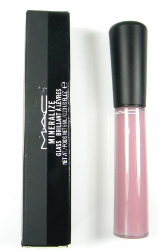 Mac Lip Gloss Mineralize Glass - Boundless Energy