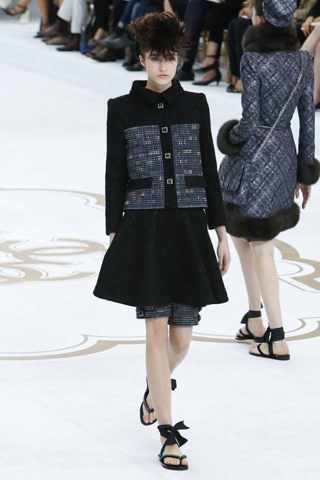 Chanel Haute Couture Fall Winter 2014 Collection