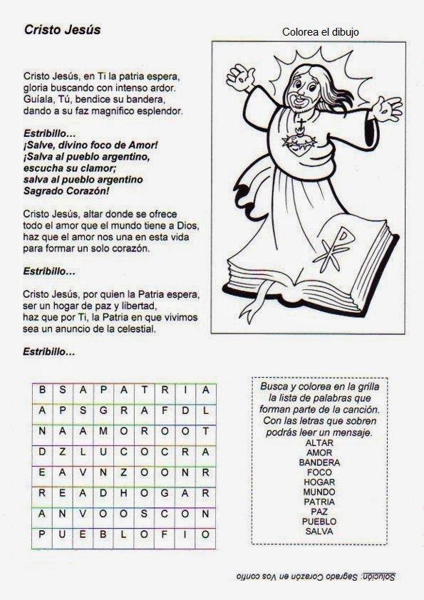 La Catequesis (El blog de Sandra): Recursos Catequesis ...