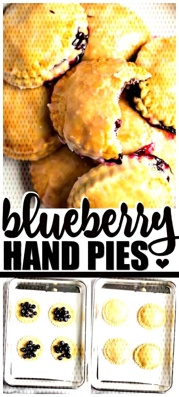 Blueberry Hand Pies Blueberry Hand Pies You can find Pies and more on our website.Blueberry Hand Pi