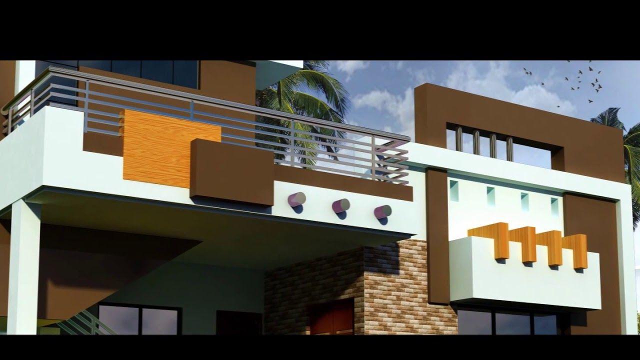 Idea Casa Li Punti terrace parapet wall designs idea (with images) | house