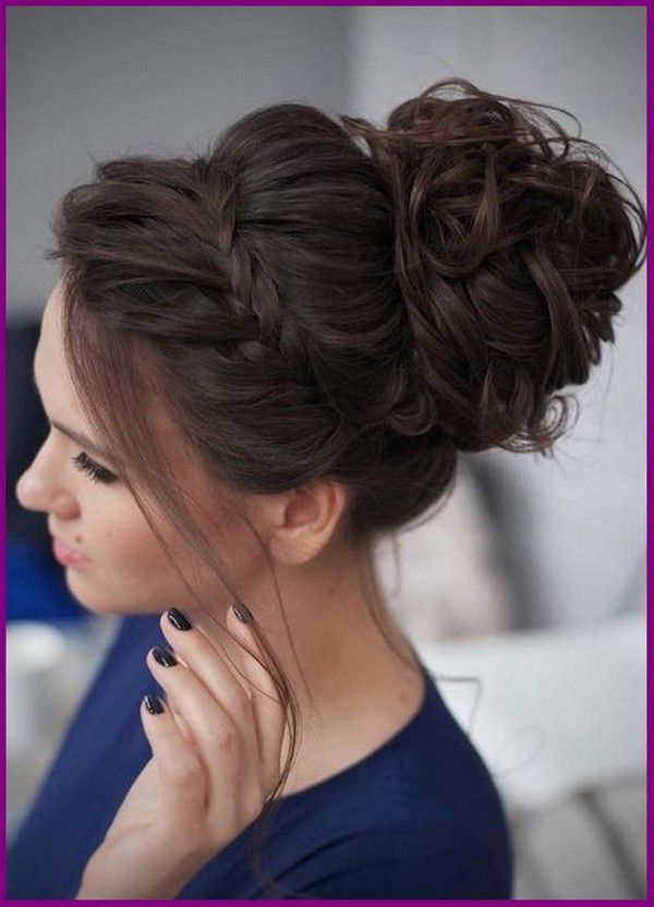 Easy Party Hairstyles To Do At Home For Girls Easy Girls Hairstyles Home Party Peinado Y Maquillaje Peinados Poco Cabello Peinados