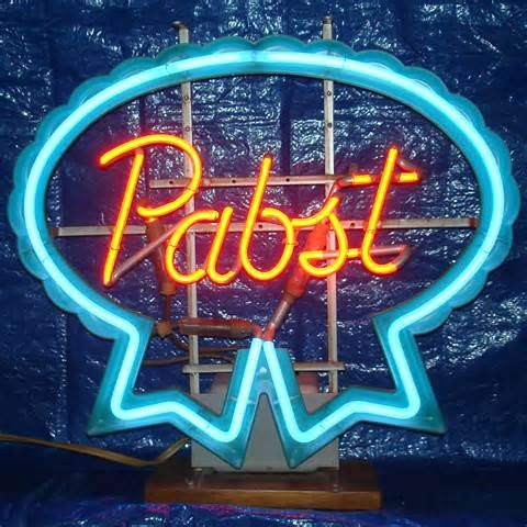 Vintage Neon Beer Signs Impressive Vintage Neon Beer Signs  Yahoo Image Search Results  Neon Night