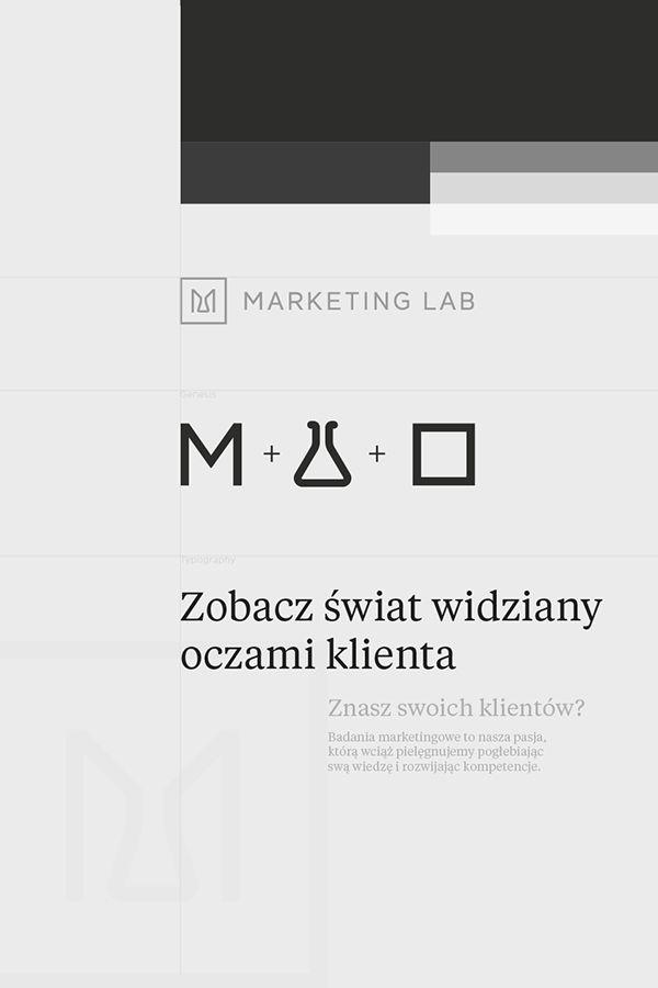 Marketing Lab on Behance