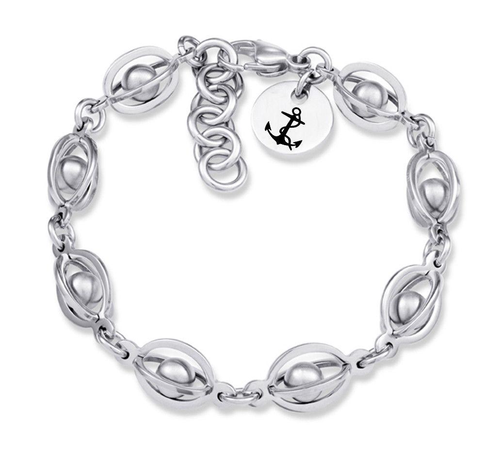 Delta gamma symbol stainless steel birdcage style bracelet gamma delta gamma symbol stainless steel birdcage style bracelet buycottarizona Gallery