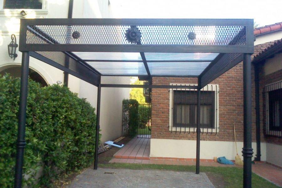 techos de cochera luz de b squeda hogar pinterest