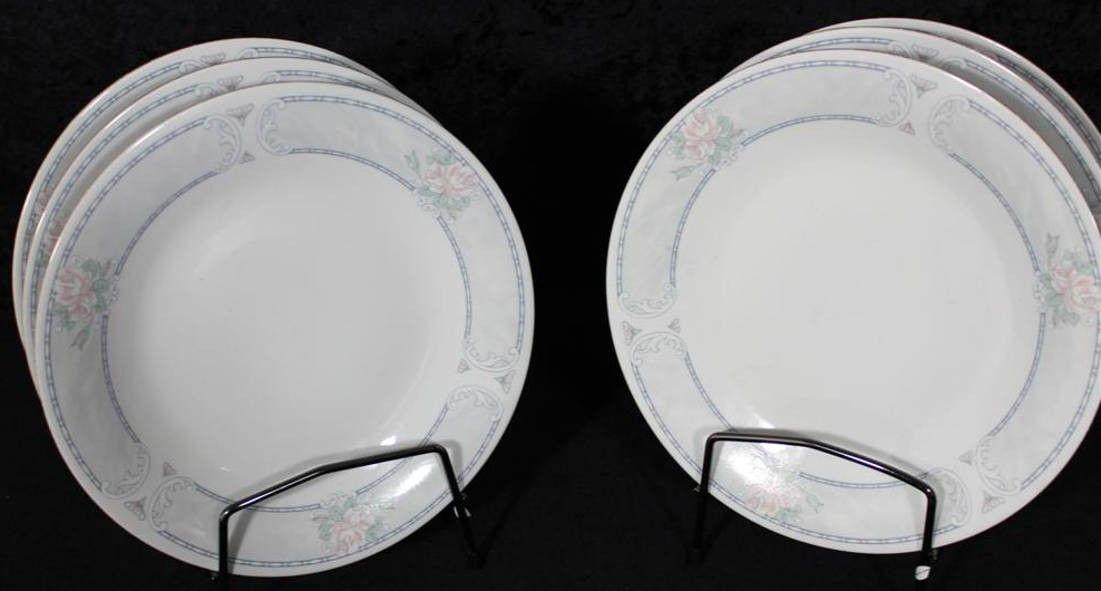Tienshan Regency Pat Fine China Dinner Plates C06 ...