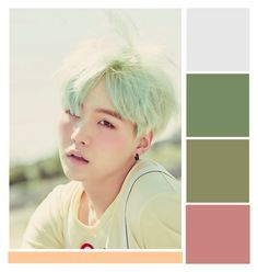 Kpop Color Palettes Google Search Mv Color Palette In 2019
