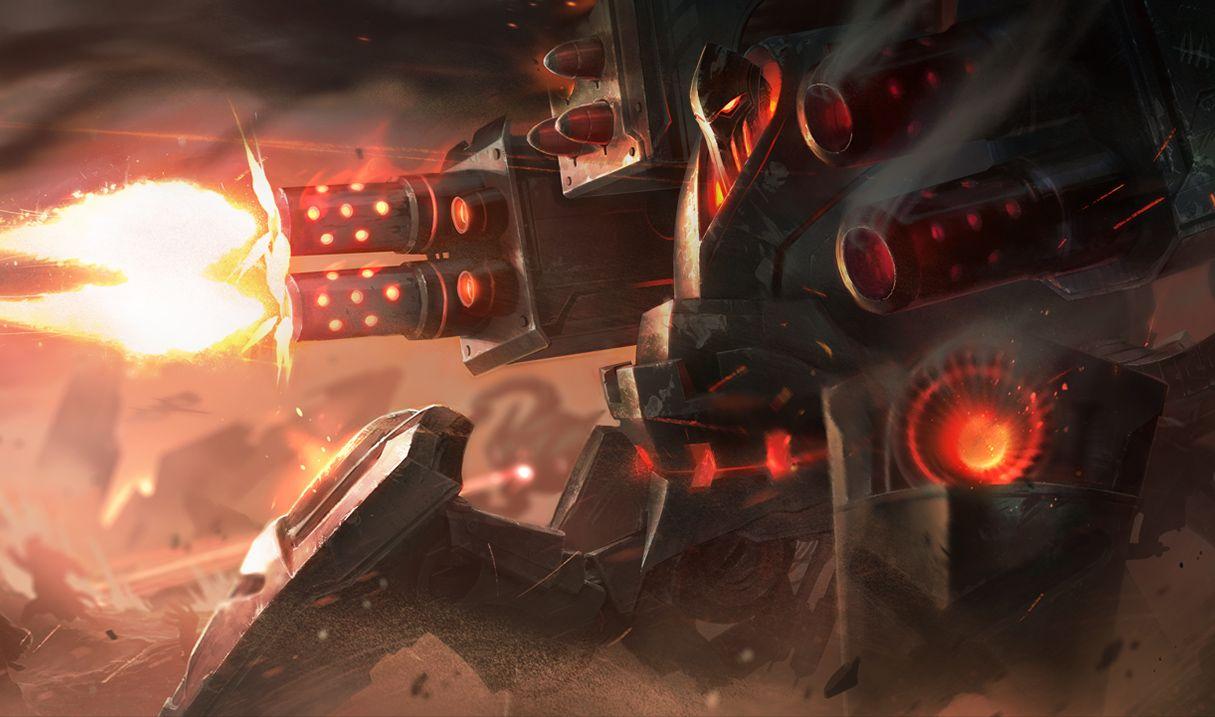 Battlecast Urgot League Of Legends Pinterest League Of Legends