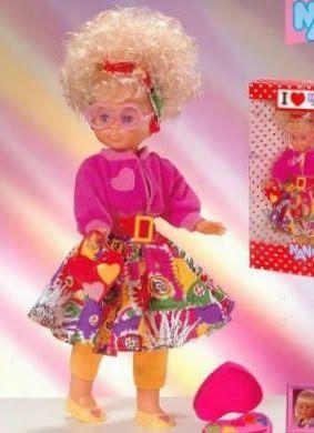 muñeca nancy catálogo de 1992