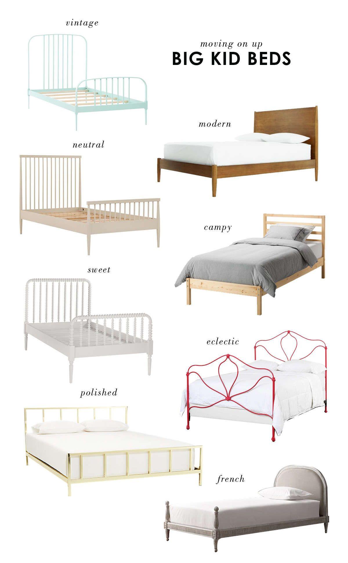 Big Kid Bed Lay Baby Lay Big Kid Bed Kid Beds Modern Kids Beds