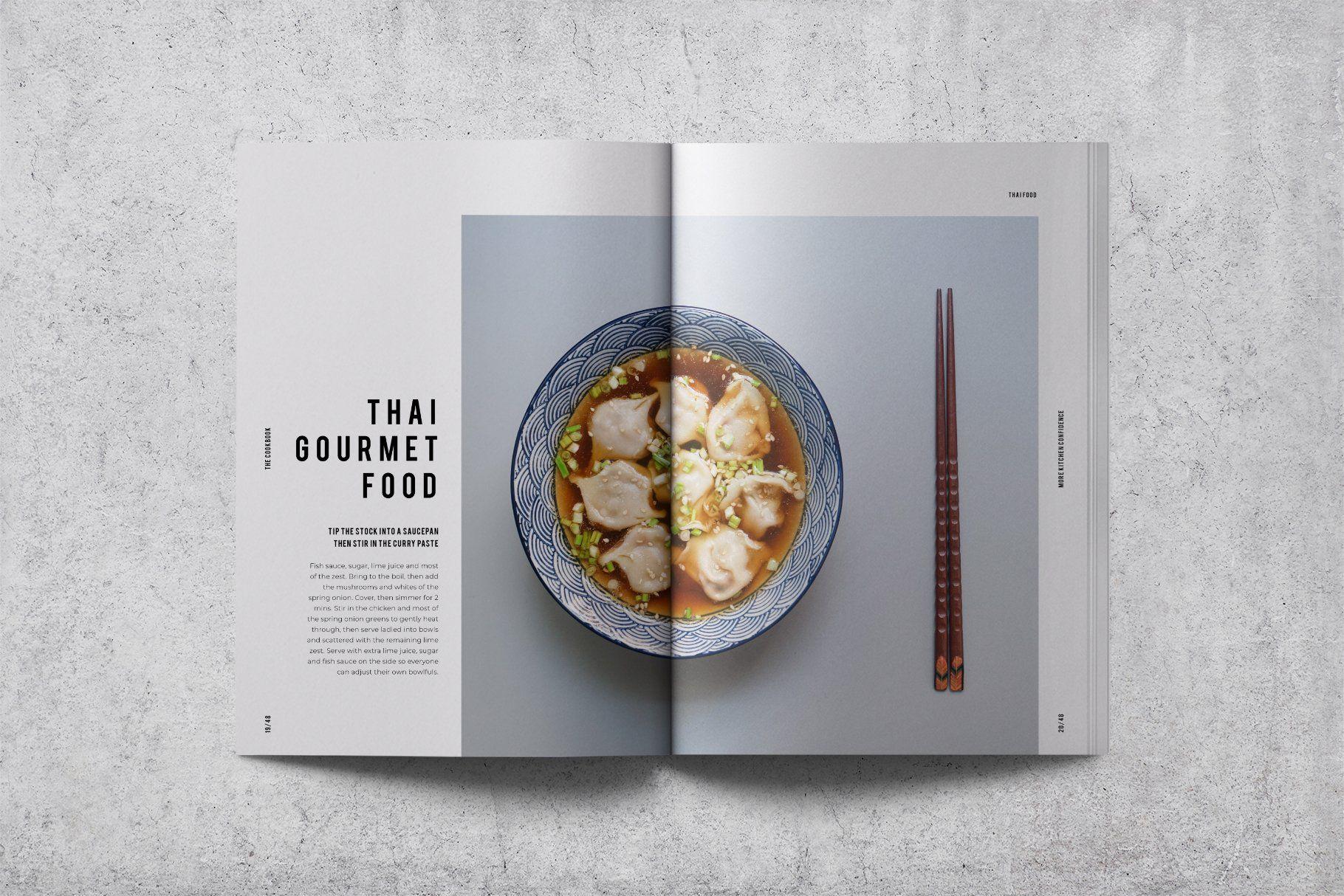 Cookbook recipe book v02 with images cookbook
