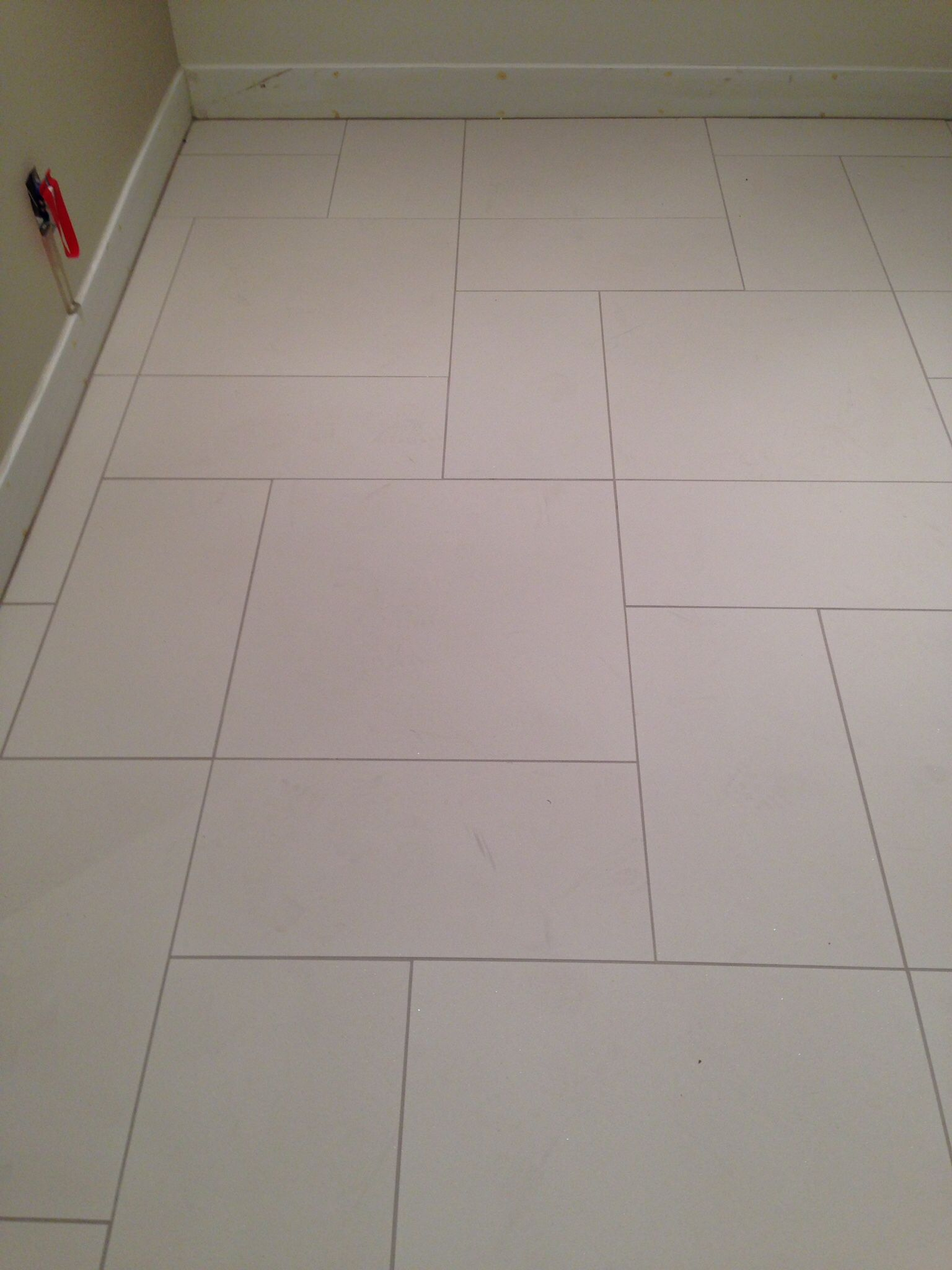 Daltile Exhibition Series Ex01 Stark White Unpolished