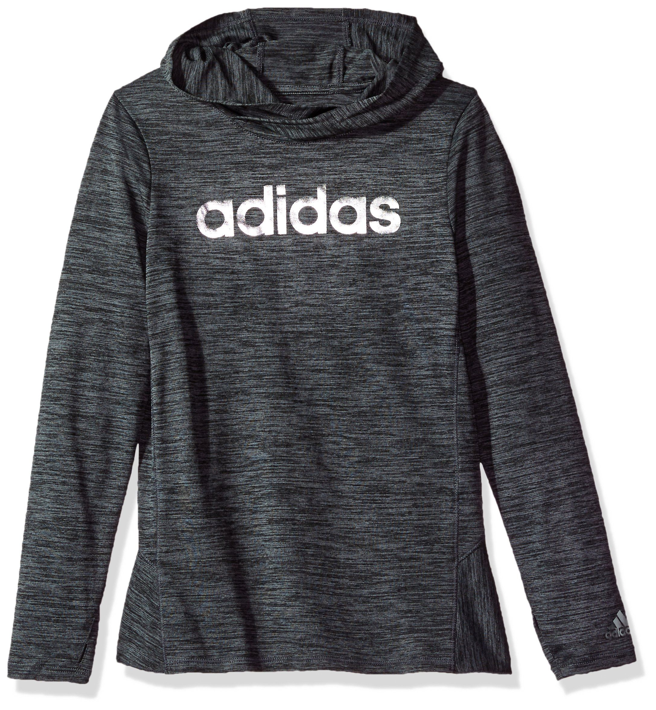 2fdfe1411 Adidas Toddler Girls Performance Hoodie Adi Space Heather 3T * Want  additional info? Click on the image(It is Amazon affiliate link).  #GirlsClothingIdeas