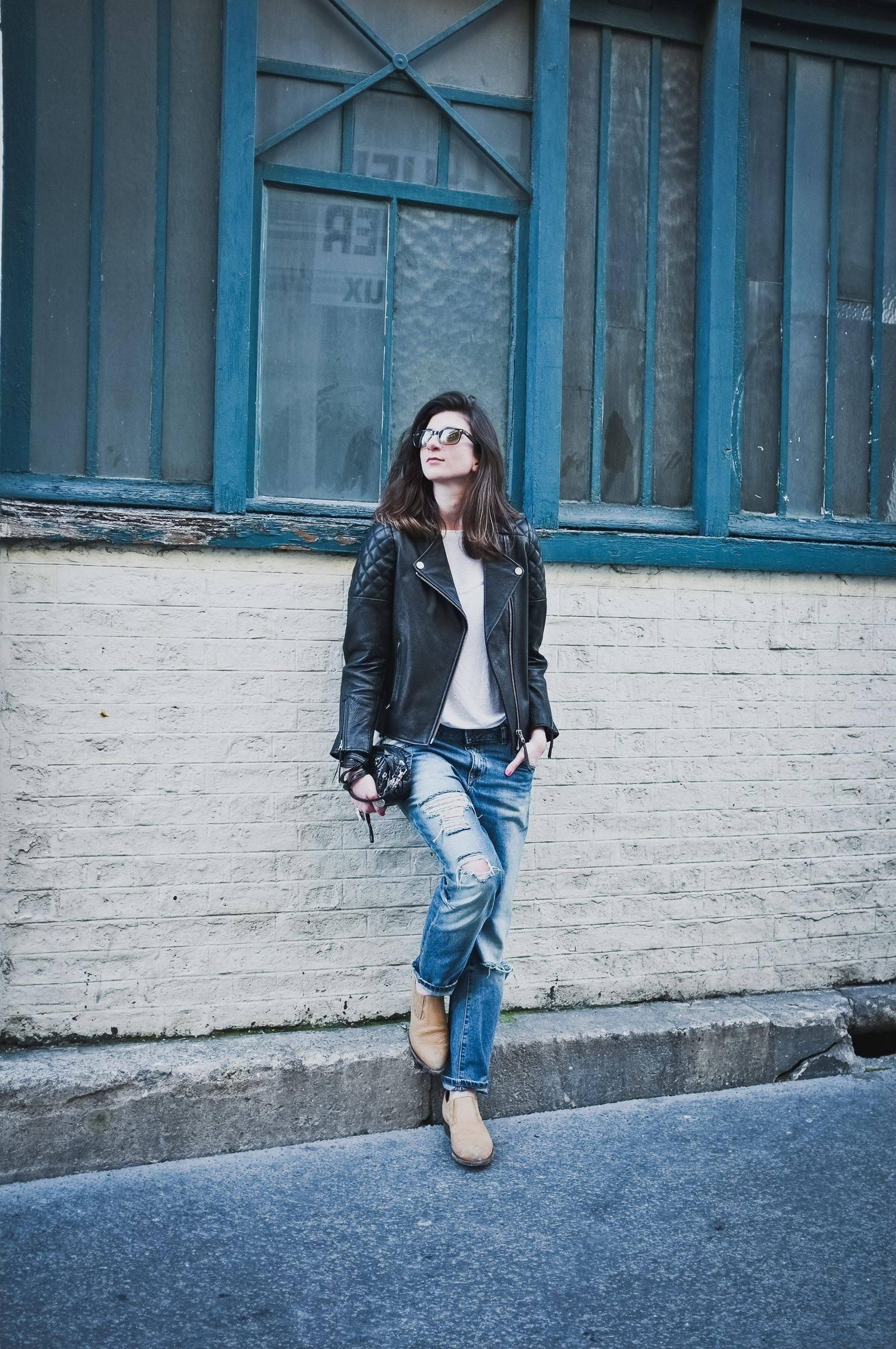 "Blogger Labériane from ""The Blab"" 
