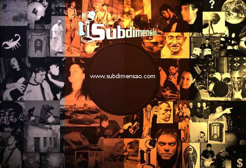 Proposta web site banda de rock