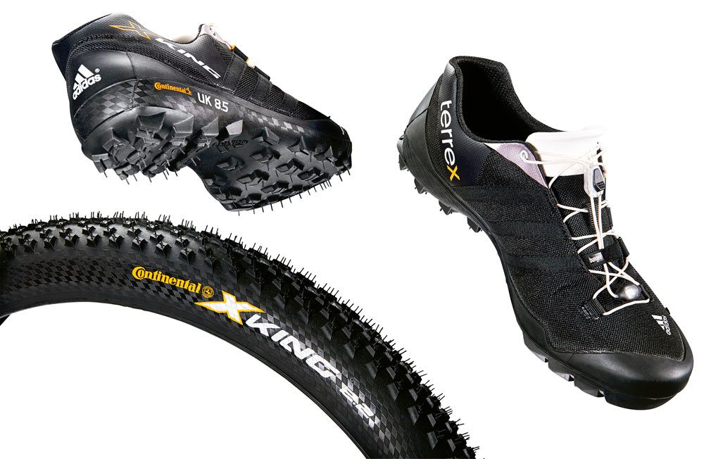 adidas continental mountain bike
