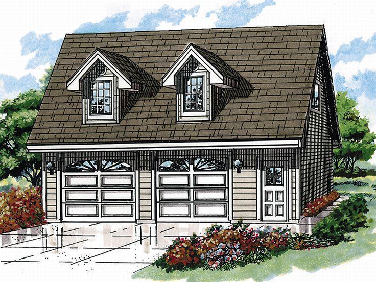 Garage Apartment Plan 032G0003 28 x 24modify to 30x30 Perfect – 28 X 24 Garage Plans