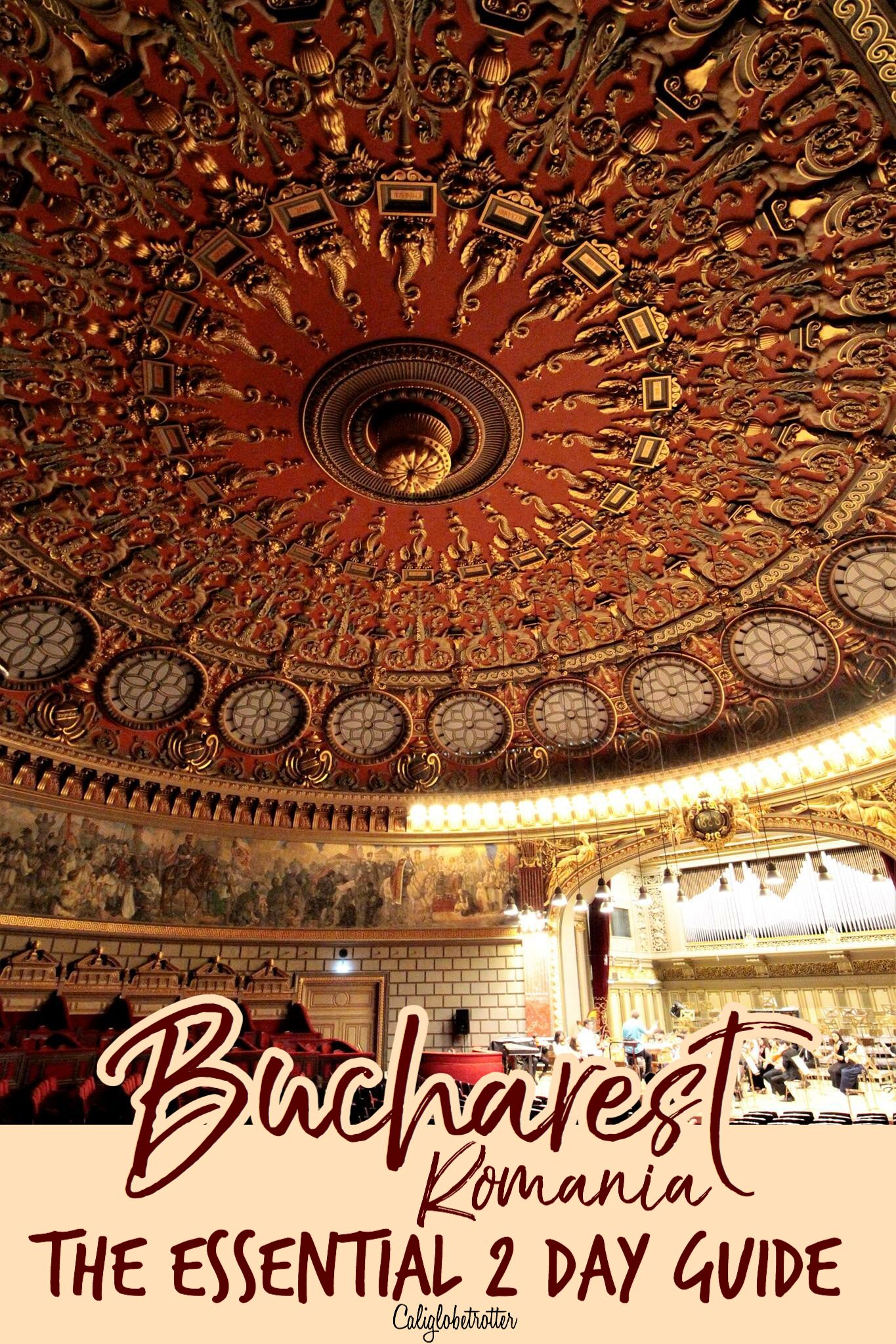 Bucharest: The Essential 2 Day Guide