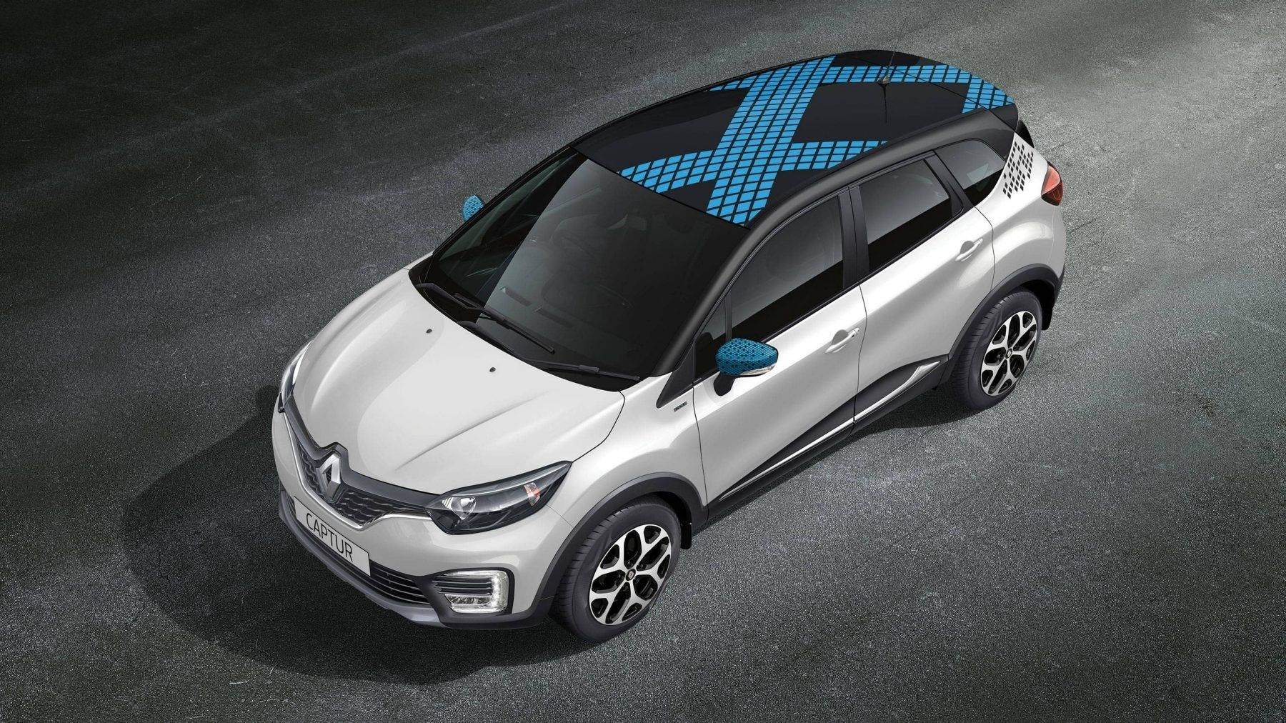 Renault Captur Is Designed For Personalization Renault Offers A