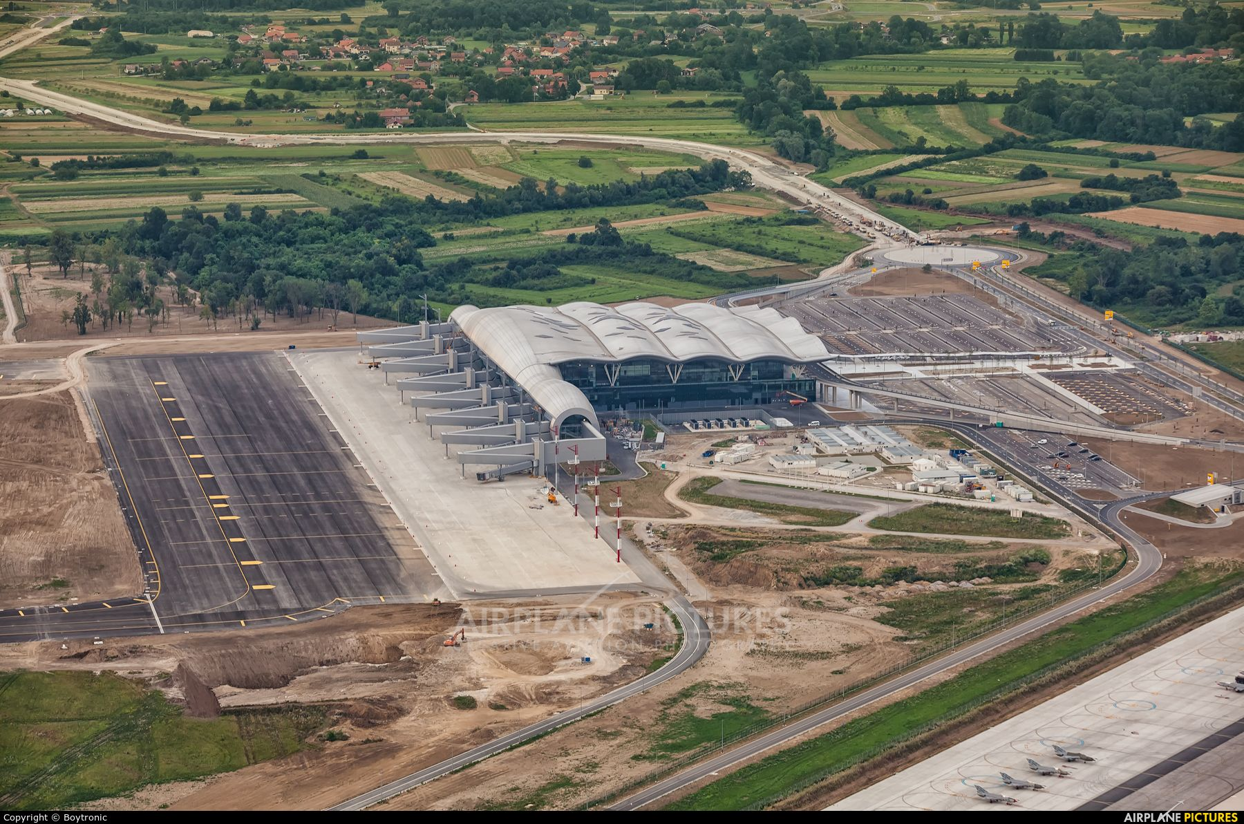 Airport Overview Airport Overview Overall View Photo By Boytronic Airport View Photos Photo