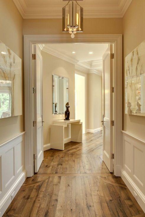 Double doors in the hallway to block off noise | Home | Pinterest ...
