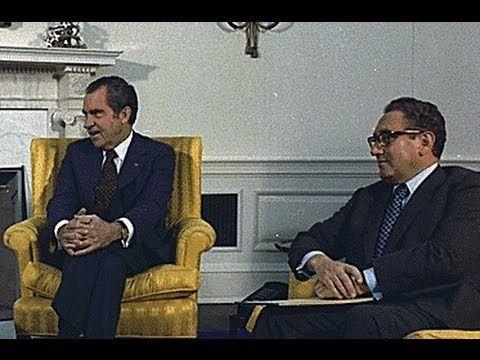 The Dark Side Of Richard Nixon And Henry Kissinger Seymour