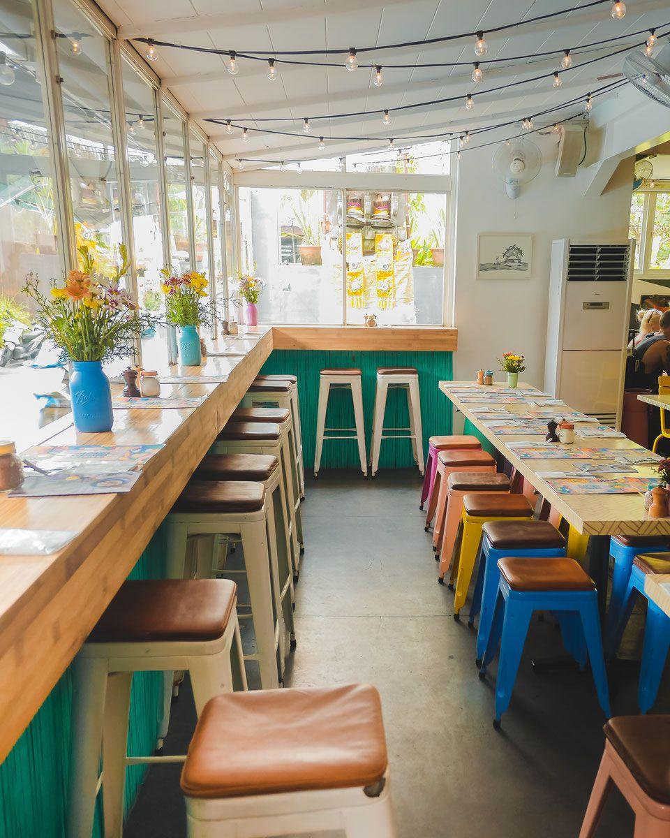 10 Must Visit Hip Cafés in Bali Cafe, Bali, Cute cafe