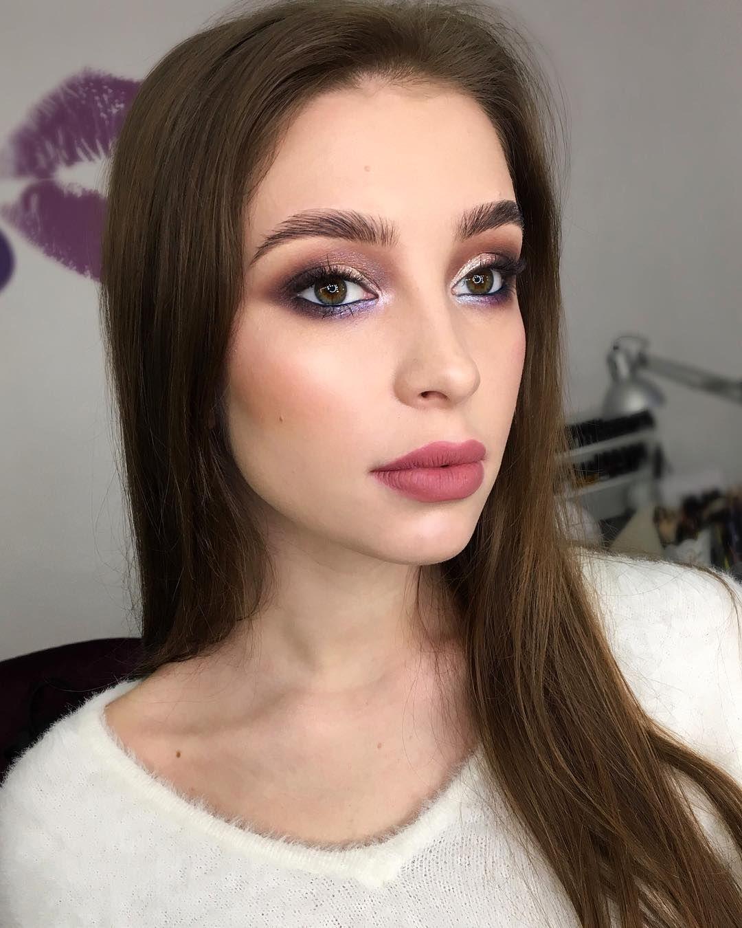Модели на макияж киев певица кукла фото