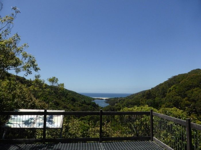 Imagine a walk through the bush that ends up at a secluded beach. Welcome to the Yuelarbah Walk at Glenrock State Conservation Area near the suburb of Kahibah.